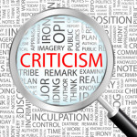 Coping with Anxiety and Criticism